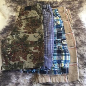 Four (4) Big Boys Shorts